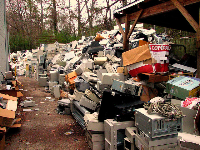 E-Waste by Curtis Palmer