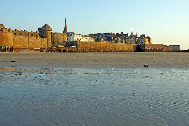Saint-Malo France, Image Credit: Dennis Jarvis